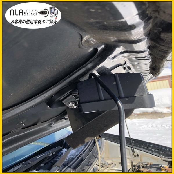 LED作業灯向け ledワークライト作業灯向け 磁石付き台座 強力マグネット 穴あけ不要で壁に設置可能|outdoorgear|03