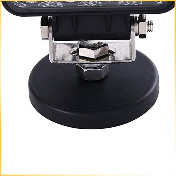 LED作業灯向け ledワークライト作業灯向け 磁石付き台座 強力マグネット 穴あけ不要で壁に設置可能|outdoorgear|04