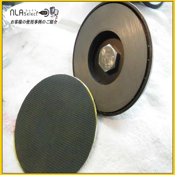 LED作業灯向け ledワークライト作業灯向け 磁石付き台座 強力マグネット 穴あけ不要で壁に設置可能|outdoorgear|06