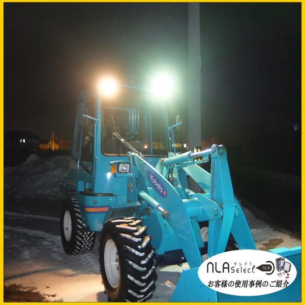 LED作業灯 27W 12V 24V対応 IP67 IP65 自動車用投光器 軽トラ トラック|outdoorgear|13