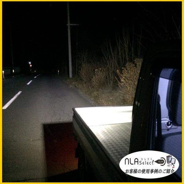 LED作業灯 27W 12V 24V対応 IP67 IP65 自動車用投光器 軽トラ トラック|outdoorgear|09