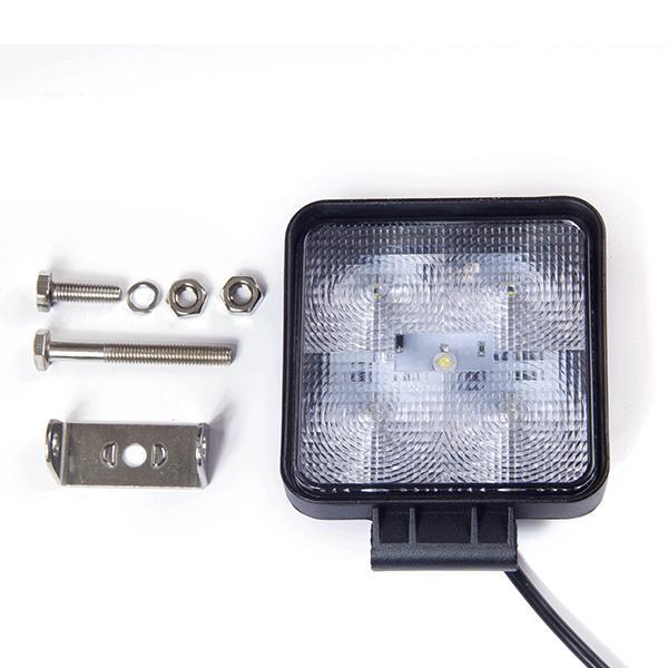 LED 作業灯 24V対応 薄型15w ledワークライト 建設機器用スポットライト 30個セット|outdoorgear|06