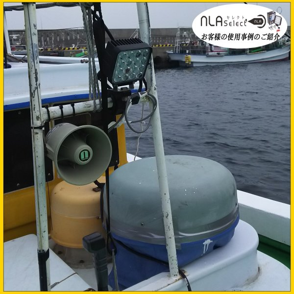 led作業灯48W 2個セット 船舶 集魚用投光器 12v 24v SUS316セット ノイズ対策済|outdoorgear|07