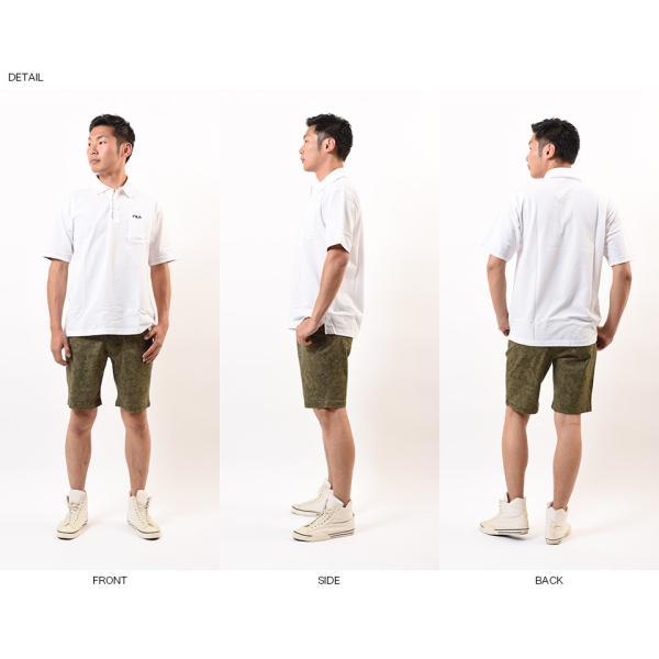 メンズ 総花柄ショートパンツ ハーフパンツ フラワー柄|outfit-style|06
