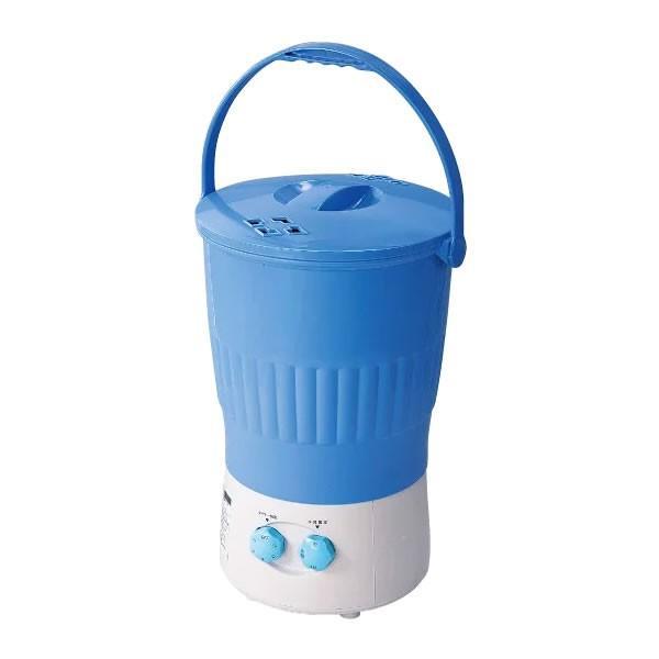 マルチ洗浄器 省スペース型 衣類や軍手の洗濯 ゴルフボールの洗浄 サトイモ洗い バケツ 送料無料|outlet-f