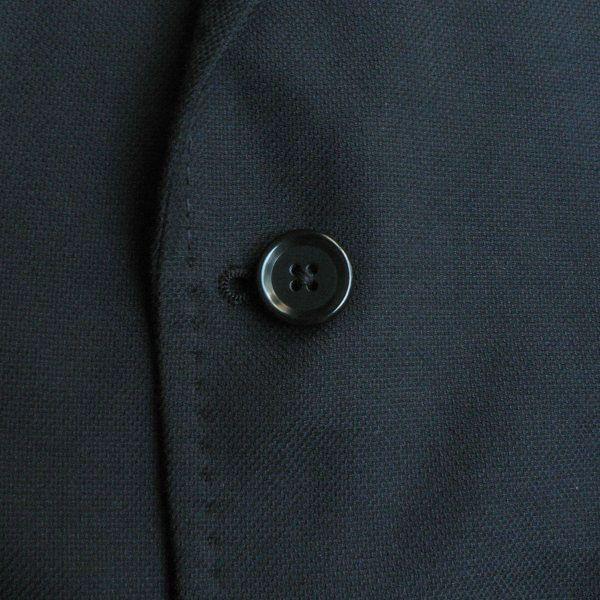綿100% 2ボタンジャケット (濃紺)A4〜A7|outlet-kimura|06