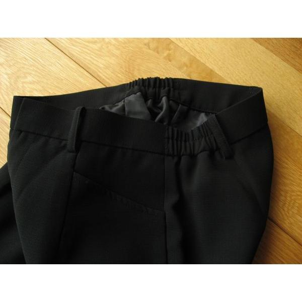 3点セットアップパンツスーツ  ( ブラックフォーマル ) 7号/9号/11号 #NBFS11SS2-3|outlet-kimura|06