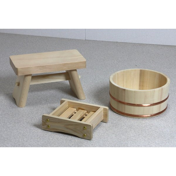 木の湯3点セット|outlet-woodgoods