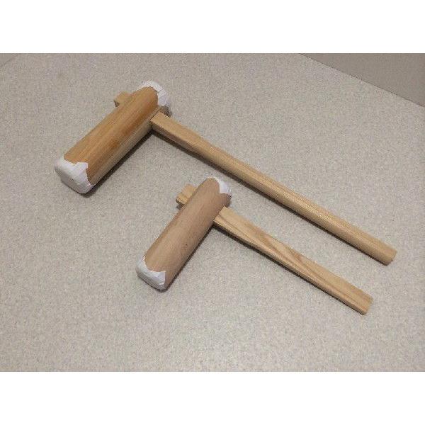 杵 餅つき きね 子ども用 もちつき キネ ミニタイプ2本セット 日本製 餅つき道具 大人用 子ども用