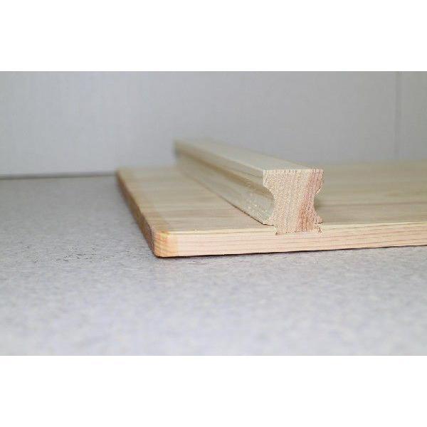 ひのき 風呂ふた 檜 桧 70×75cm 国産ひのき 日本製 木製 【サイズオーダー可能です!】 |outlet-woodgoods|05