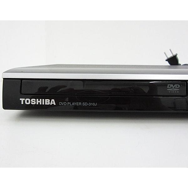TOSHIBA 東芝 DVDディスクプレーヤー リモコン付 SD-310J[中古] j2356|outletconveni|03