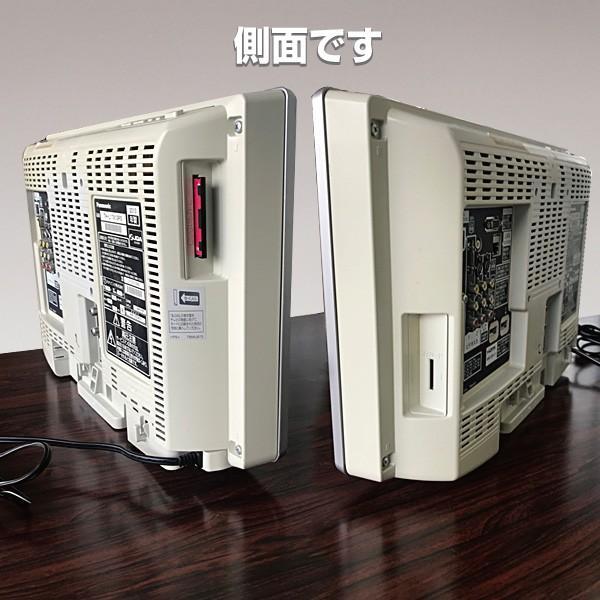 【スタンド無/簡易クリーニング】 Panasonic 17型液晶テレビ TH-L17X10PS (L17X1PS) 中古 j1705 tv-074|outletconveni|04