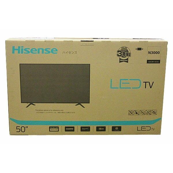 Hisense ハイセンス 液晶テレビ 4K 50型 50インチ LED 大型 新古 HJ50N3000 中古 tv-255|outletconveni|11