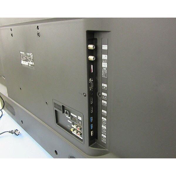 Hisense ハイセンス 液晶テレビ 4K 50型 50インチ LED 大型 新古 HJ50N3000 中古 tv-255|outletconveni|07
