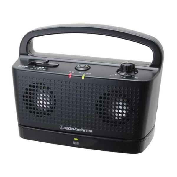 【新品/取寄品】AT-SP767TV-BK(ブラック) デジタルワイヤレスステレオスピーカーシステム SOUND ASSIST