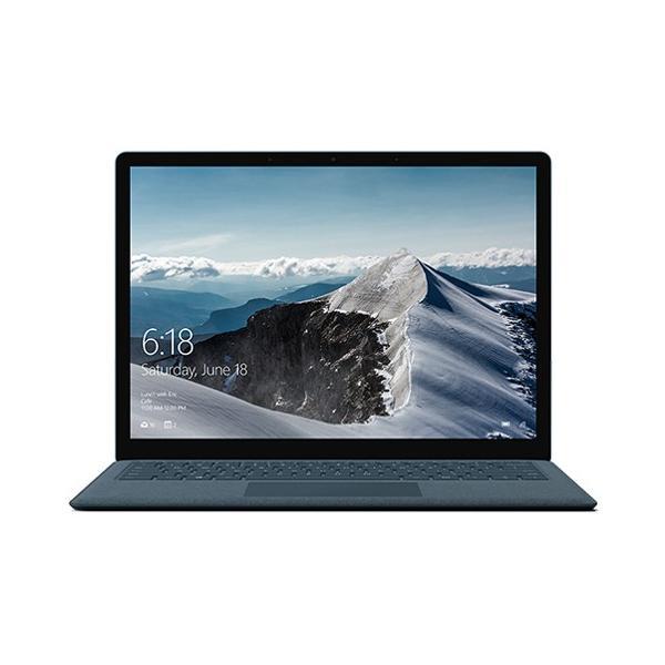 Microsoft DAJ-00087 ノートパソコン Surface Laptop(サーフェス ラップトップ) コバルトブルー [13.5型 /intel Core i7 /SSD:256GB /メモリ:8GB /2018年2月モデル]の画像