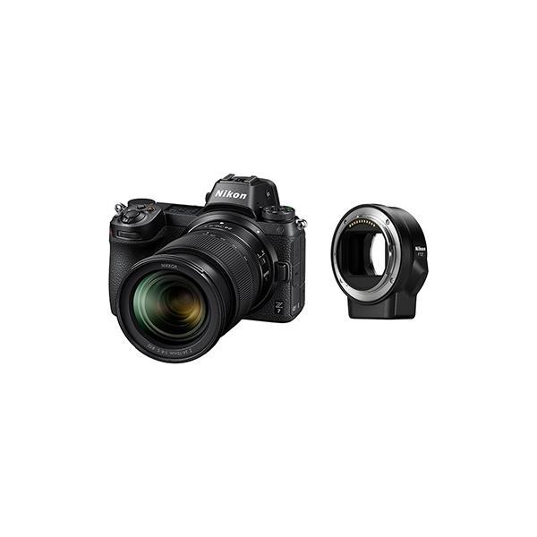 【新品/在庫あり】ミラーレスカメラ Z 7 24-70+FTZ マウントアダプターキット