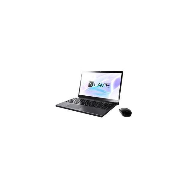NEC PC-NX850LAB ノートパソコン LAVIE Note NEXT グレイスブラックシルバー [15.6型 /intel Core i7 /HDD:1TB /SSD:128GB /メモリ:8GB /2018年10月モデル]の画像