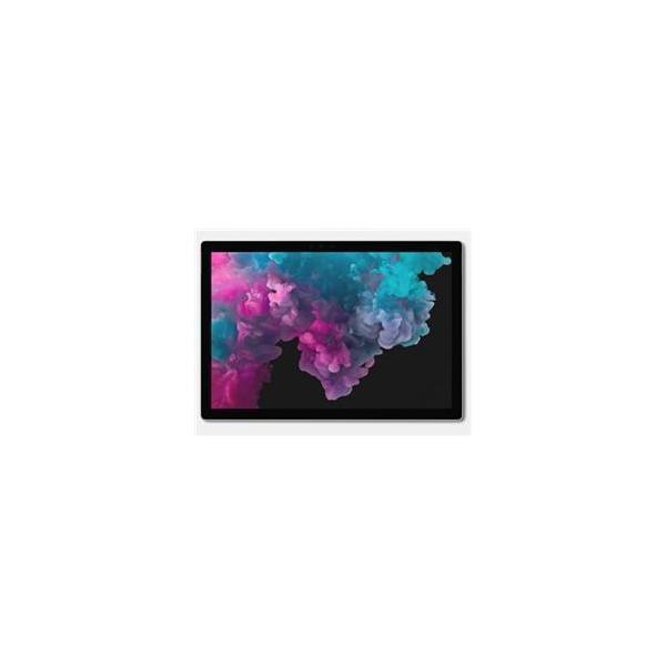 KJW-00017 Windowsタブレット Surface Pro 6(サーフェスプロ6) シルバー [12.3型 /intel Core i7 /SSD:1TB /メモリ:16GB /2019年1月モデル]の画像