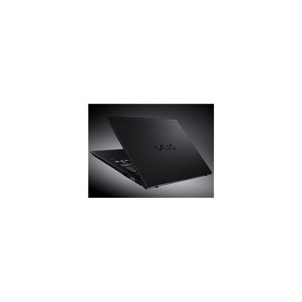 SONY VJS14190111A ノートパソコン VAIO SX14【4K・LTE対応モデル】 オールブラック [14.0型 /intel Core i7 /SSD:256GB /メモリ:8GB /2019年01月モデル]の画像