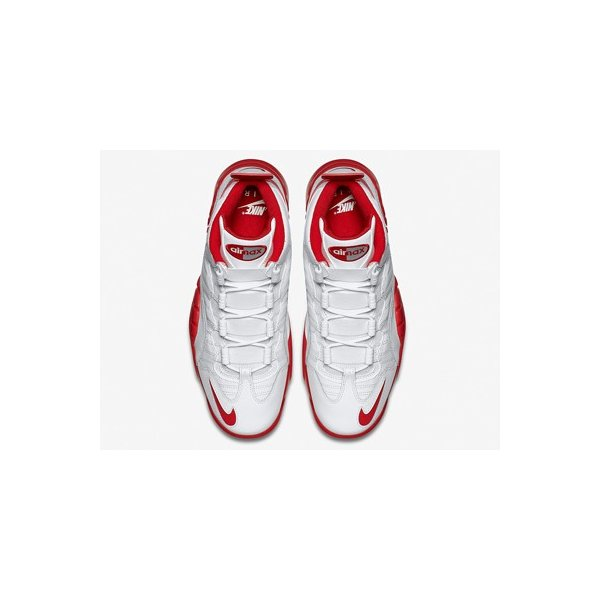 805897 101 NIKE AIR MAX SENSATION WHITEUNIVERSITY RED CW