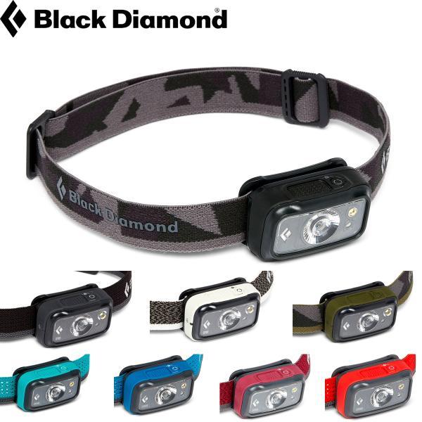 Black Diamond ブラックダイヤモンド スポット350 SPOT350 BD81300 【日本正規品】 防水 LEDヘッドライト 350ルーメン 登山 キャンプ トレラン