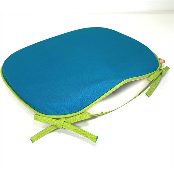 クッションカバー 45x43 cm ダイニング用 馬蹄型 日本製 カラフル かわいい ミニマイニモ フワコ|outstylepro|04