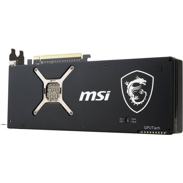 MSI Radeon RX Vega 56 Air Boost 8G OC グラフィックスボード VD6516|over-1227|08