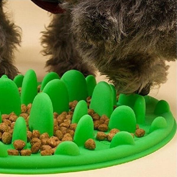 ペット 早食い 丸飲み 防止 フードボウル スローフード 防止 食器 犬 ペット用品 人気 ポイント消化|over-frag|03