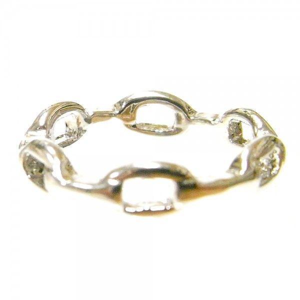 リング 指輪 レディース  jewelry 人気 シルバーチェーン その他同時購入でポスト投函送料無料