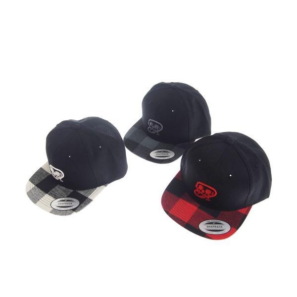 (50%OFF セール(SALE))FLAKE フレイク × YUPOONG ユーポン Checkd CAP /帽子 キャップ(56-60cm)(メール便不可)