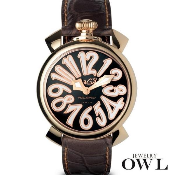 【正規品・新品】 ガガミラノ Manuale 40mm 5021.3 婦人用 腕時計