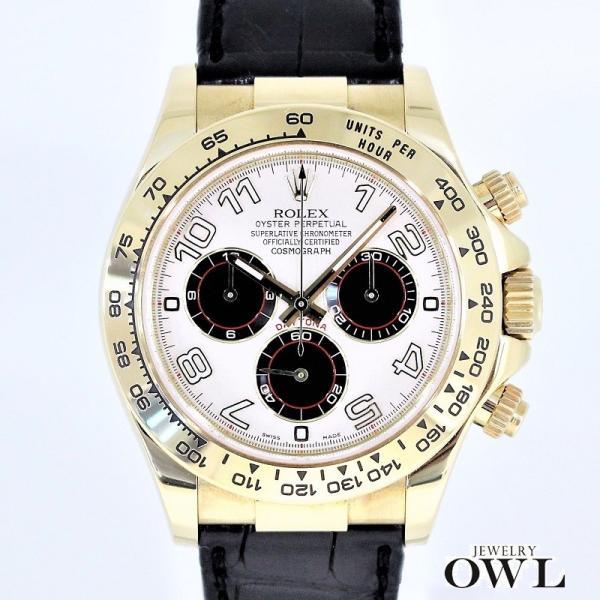 check out 0f1b6 0c9f5 ロレックス ROLEX コスモグラフデイトナ 116518 V番  【中古品】 メンズ腕時計