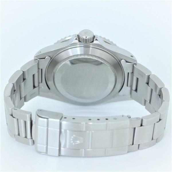 ロレックス ROLEX サブマリーナ デイト 16610 W番 オールトリチュウム 保証書・箱付き 中古 メンズ 腕時計 owl-watch 05