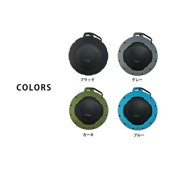 ワイヤレス スピーカー Bluetooth IP66 防水 防塵 水に浮く ハンズフリー通話 ポータブルスピーカー 宅配便 増税前スペシャルセール owltech 08