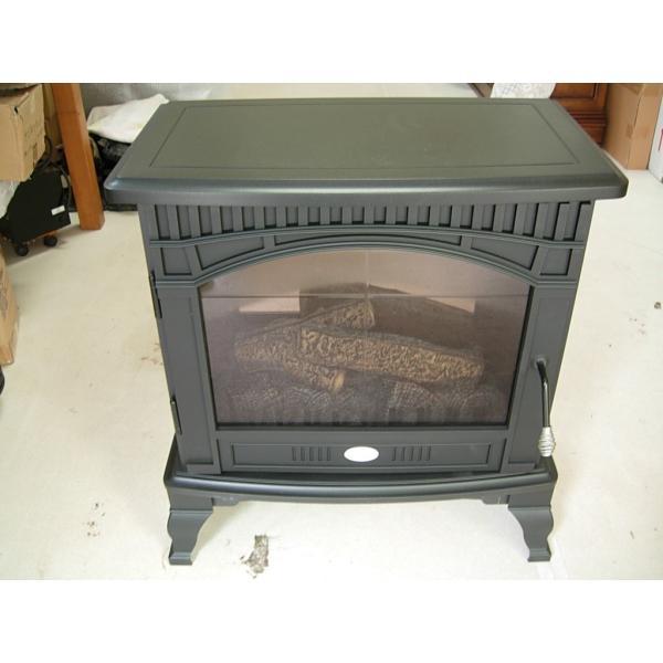 特別割引 定価35%OFF 電気式薪ストーブ DS5629 グロスブラック /送料無料/ディンプレックスカナダ/イタヤランバー/ 暖炉 温風 薪ストーブ