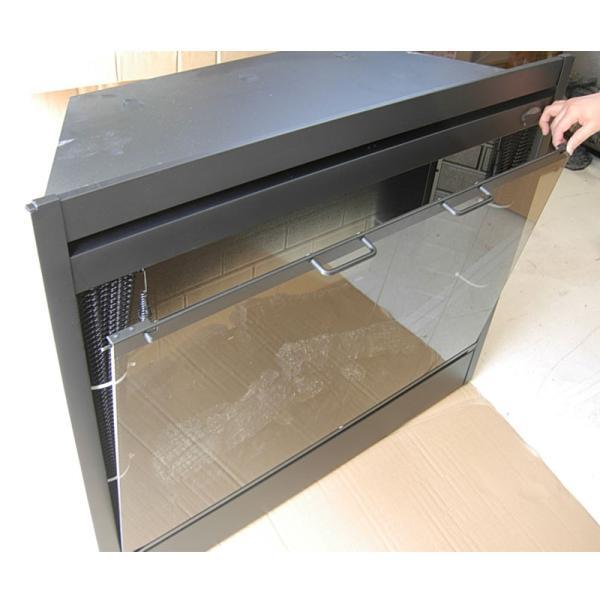 39インチ ビルトイン電気式暖炉本体 BF-39DXP 送料無料/ディンプレックスカナダ/イタヤランバー/暖炉 温風 ゆらぎ リビング 暖房器具|oxford-c|03