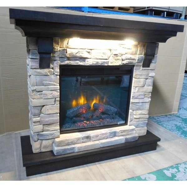 電気式暖炉ユージーン(3Dパワーヒート) /送料無料/LLOYD GRANDE/ロイドグランデ/暖炉 温風ヒーター 暖炉型ヒーター 暖房器具 oxford-c 05