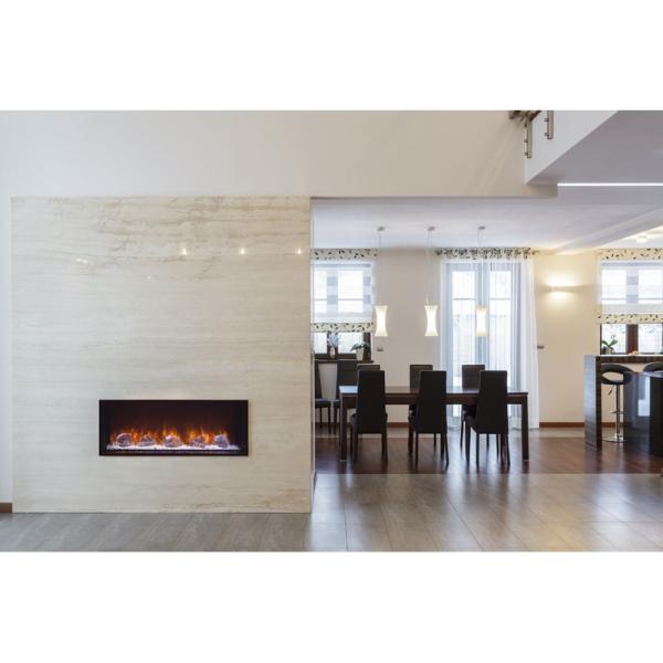 40インチ ビルトイン電気式暖炉 LANDSCAPE4015 疑似薪 送料無料/REALFIRE/イタヤランバー/暖炉 温風 暖炉型ヒーター リビング 暖房器具|oxford-c|02