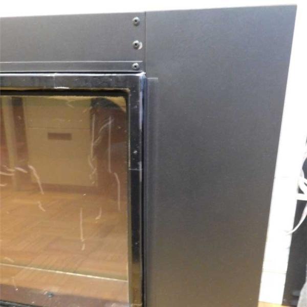 40インチ ビルトイン電気式暖炉 LANDSCAPE4015 疑似薪 送料無料/REALFIRE/イタヤランバー/暖炉 温風 暖炉型ヒーター リビング 暖房器具|oxford-c|04