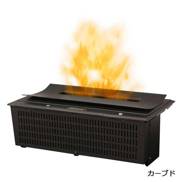 メディアコンソール デベンハム 送料無料/ディンプレックスカナダ/イタヤランバー/薪ストーブ オプティミスト 電気暖房 ログセット 暖炉|oxford-c|05