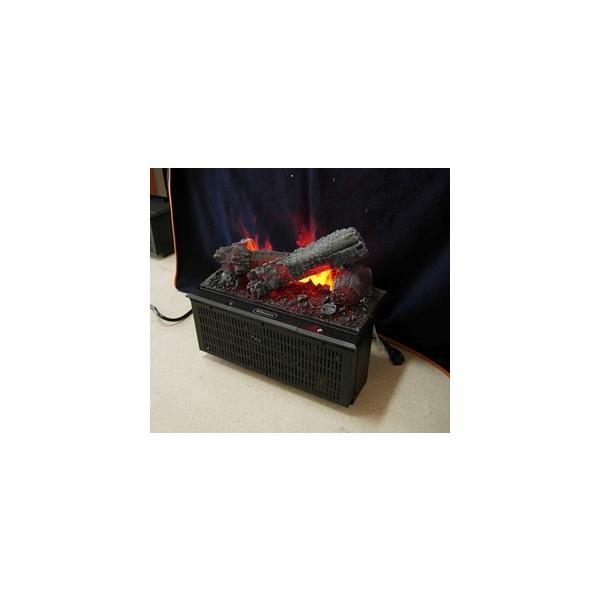 オプティミスト 16インチ ログカセット本体 送料無料/ディンプレックスカナダ/イタヤランバー/薪ストーブ オプティミスト 電気暖房 ログセット|oxford-c|04