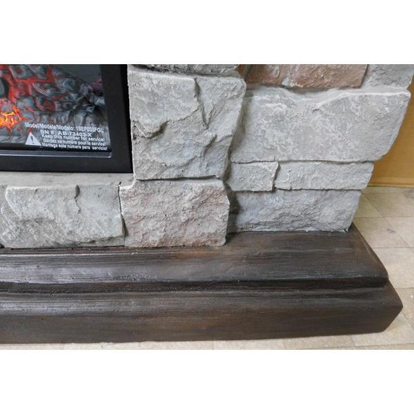 18インチ電気暖炉セット パイオニア 送料無料/LLOYD GRANDE/ロイドグランデ/暖炉 温風ヒーター 暖炉型ヒーター リビング 暖房器具|oxford-c|06