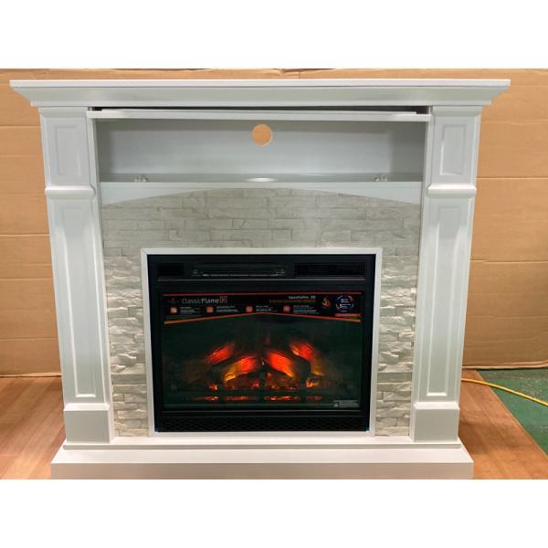 電気式暖炉 セネカ(3Dパワーヒートタイプ) /送料無料/LLOYD GRANDE/ロイドグランデ/暖炉 温風ヒーター 暖炉型ヒーター 暖房器具|oxford-c|05