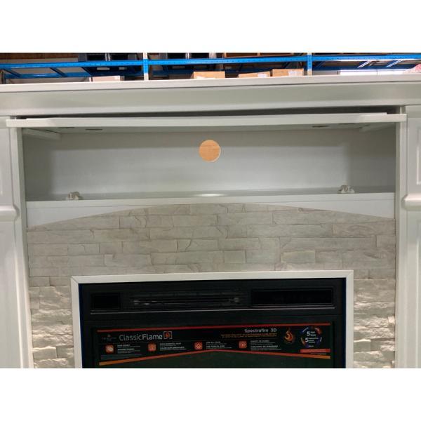 電気式暖炉 セネカ(3Dパワーヒートタイプ) /送料無料/LLOYD GRANDE/ロイドグランデ/暖炉 温風ヒーター 暖炉型ヒーター 暖房器具|oxford-c|06