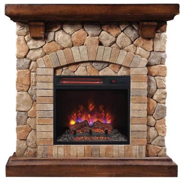 18インチ電気暖炉セット テクウェスタ ノーマルタイプ/ 送料無料/LLOYD GRANDE/ロイドグランデ/暖炉 温風ヒーター 暖炉型ヒーター リビング 暖房器具|oxford-c