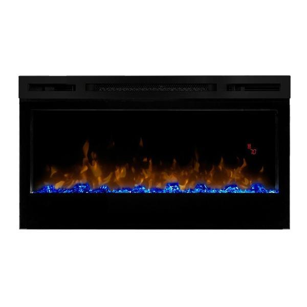 ビルトイン&ウォールマウント電気式暖炉 34インチ ウィックソンプリズム 送料無料/ディンプレックスカナダ/イタヤランバー/暖炉 温風 暖炉型ヒーター 暖房器具|oxford-c|02