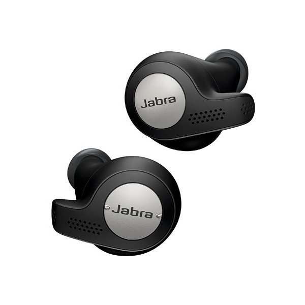 176 送料無料 Bluetooth 完全ワイヤレス イヤホン Jabra Elite Active 65t Titanium Black|ozaki