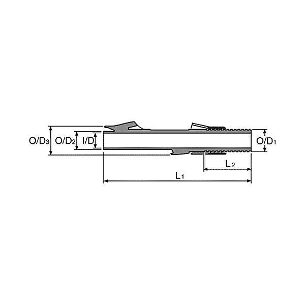 富士工業(Fuji工業) リールシート VSS-KN16(B)