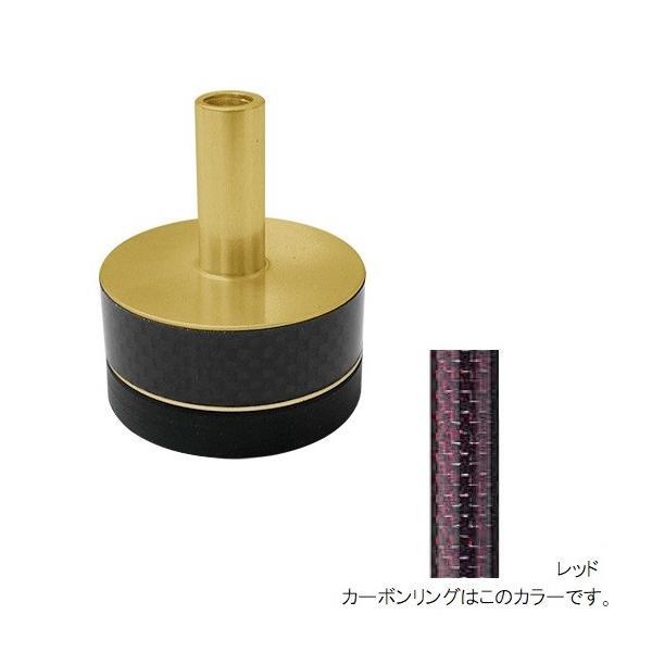 マタギ(Matagi) エンドキャップ R-WBP-XC カーボンリング付バットエンド (お取り寄せ)